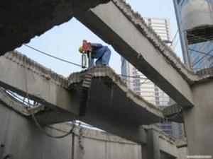 框架建筑拆除